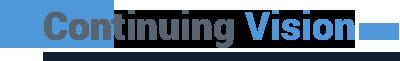 Continuing Vision Logo